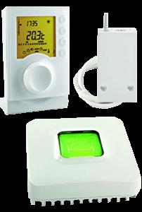 Digitaler Funkthermostat Sender: Eberl INSTANT 868 R