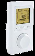 Delta Dore X3D Digitaler Funkthermostat Sender