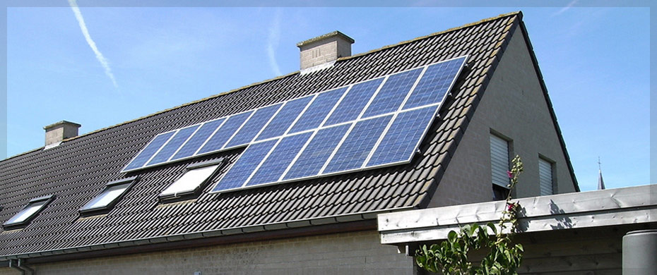 Heizen mit der Solaranlage